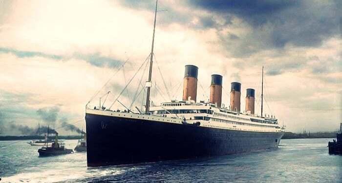 Titanic Yeniden İnşa Ediliyor, 2022'de Denizlerde Yol Alacak.