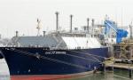 Karaya Oturan LNG Gemisi
