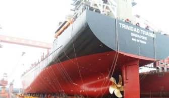 Konteyner Gemi Kazası – Video Görüntü