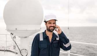 Gemi Uydu Telefonuyla Konuşmanın Yasaklanması