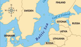 Baltık Denizi Seyir Uyarısı