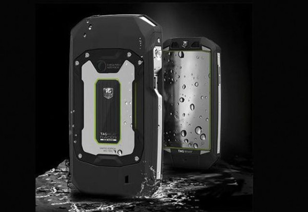 Luxury Water Resistant Smartphone By TAG Heuer