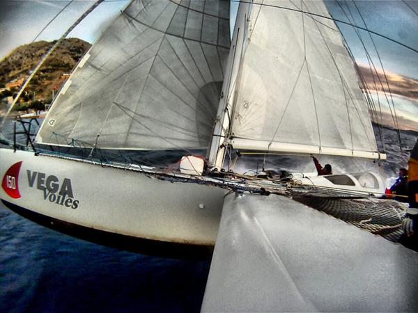 Edhem Dirvana Bozburun Yacht Club Trimaran