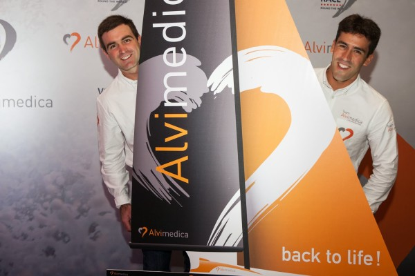 30 Jan 2014, Team Alvimedica announcement