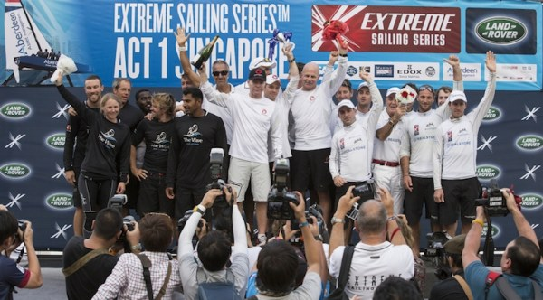 http://www.extremesailingseries.com/