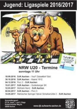denk_Plakat NRW U20 - 2016