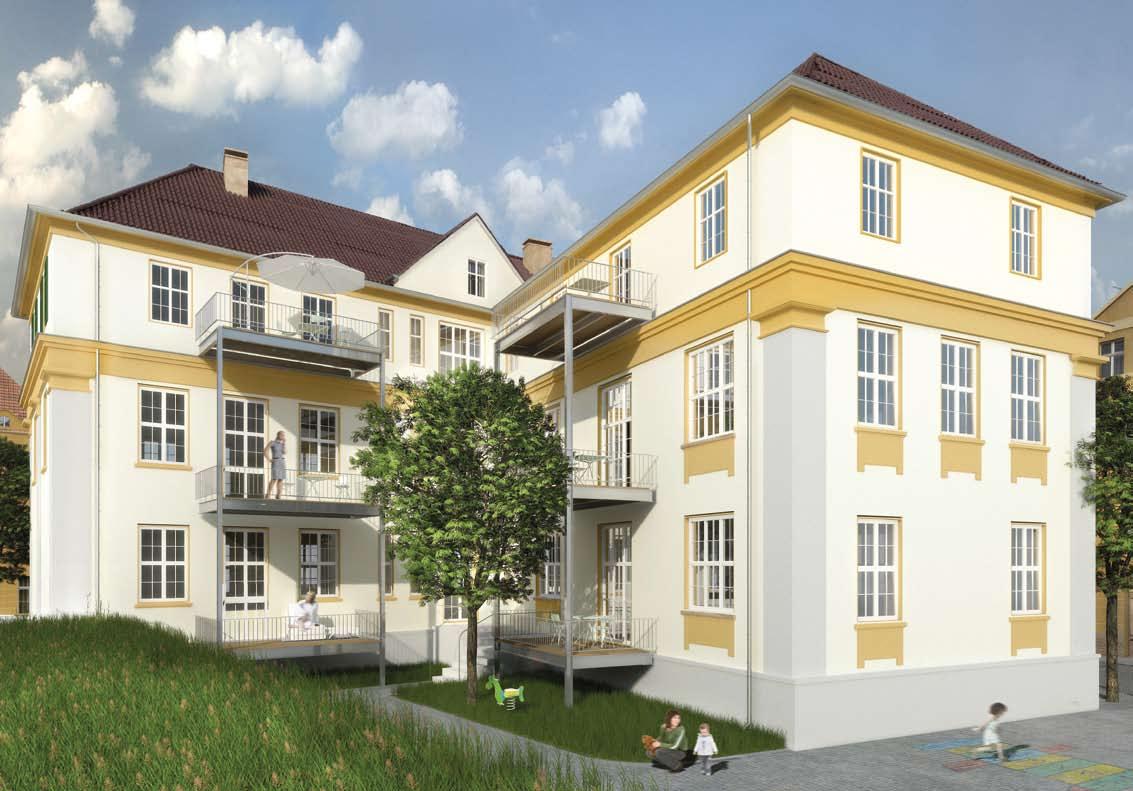 Neckarlofts  Esslingen  Denkmalschutz Immobilien