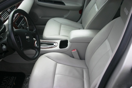 Denlors Auto Blog  Blog Archive  Impala SS Two Tone