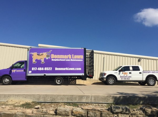 lawn care ft. worth - denmark