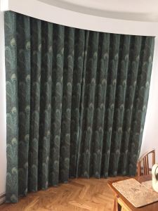 blackout wave curtains