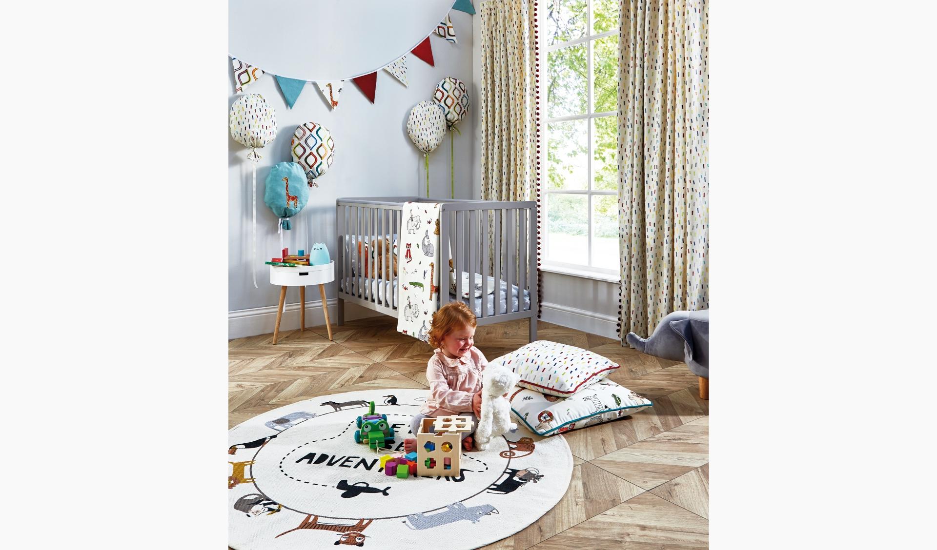 custom made kids curtains london