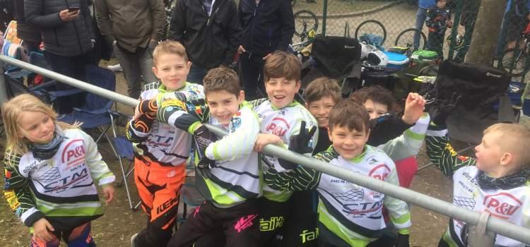 Verslag 1ste manche Flanders Bmx Series in Gent