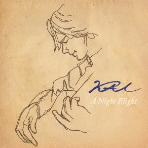 CD cover for Kai A Night Flight.