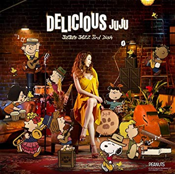 CD Cover for Juju Delicious.