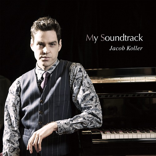 CD cover of Jacob Koller My Soundtrack.