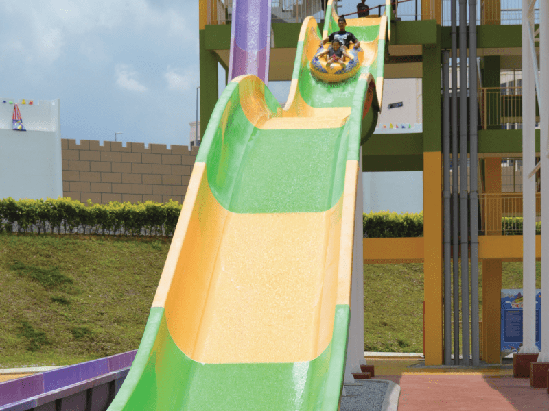 The 14 Rides at Bangi Waterpark You Must Try!