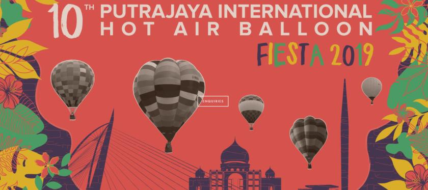 Hot Air Balloon Malaysia 2019