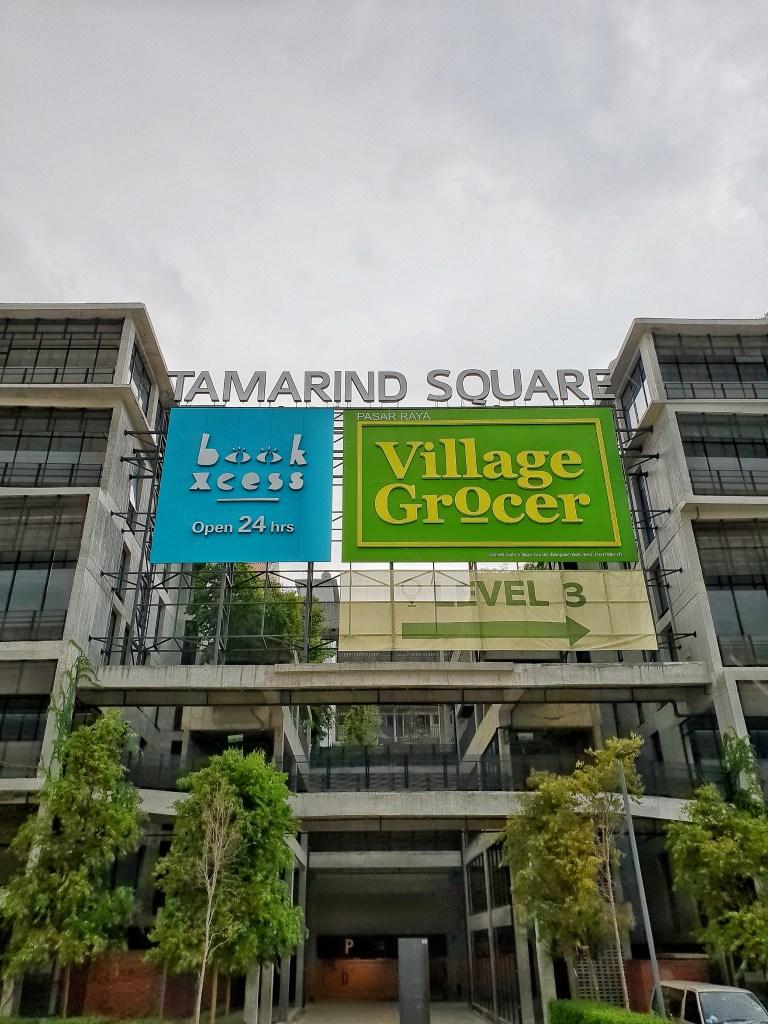 Tamarind Square Cyberjaya Restaurants