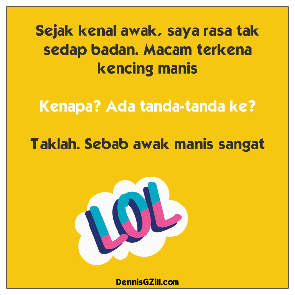 Bergambar Ayat Pickup Line Malaysia Terbaik