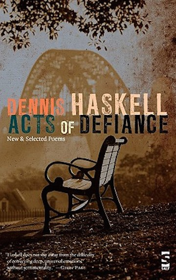 Acts of Defiance: New and Selected Poems