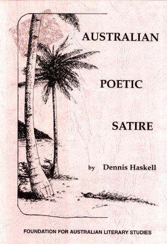 Australian Poetic Satire