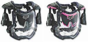 Fox R3 chest protector