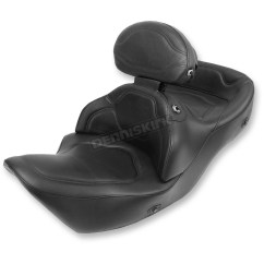 Road Sofa Seat Goldwing Replacement Memory Foam Cushions Saddlemen Heated W Backrest H21 01