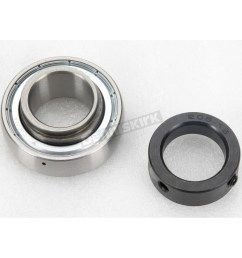 parts unlimited 1 in x52x1 25 in double sealed bearing ra100nppb [ 1200 x 1200 Pixel ]