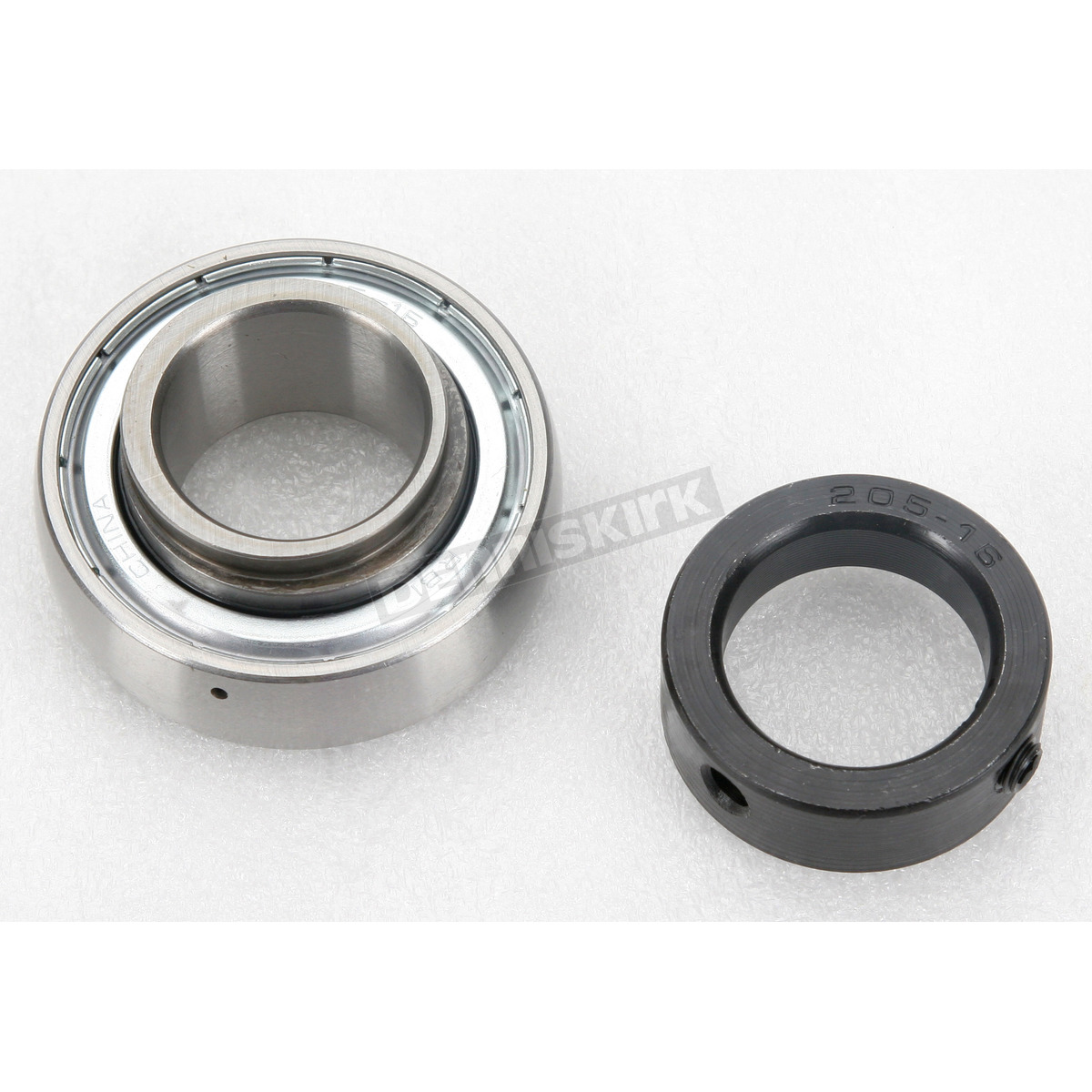 hight resolution of parts unlimited 1 in x52x1 25 in double sealed bearing ra100nppb