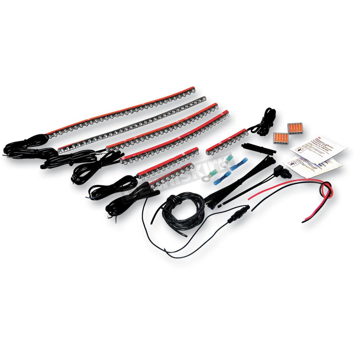 Custom Dynamics Stingerz® Blue Accent Light Kit