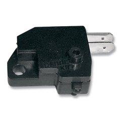 k s front brake light switch for kawasaki and suzuki 12 0005 [ 1200 x 1200 Pixel ]