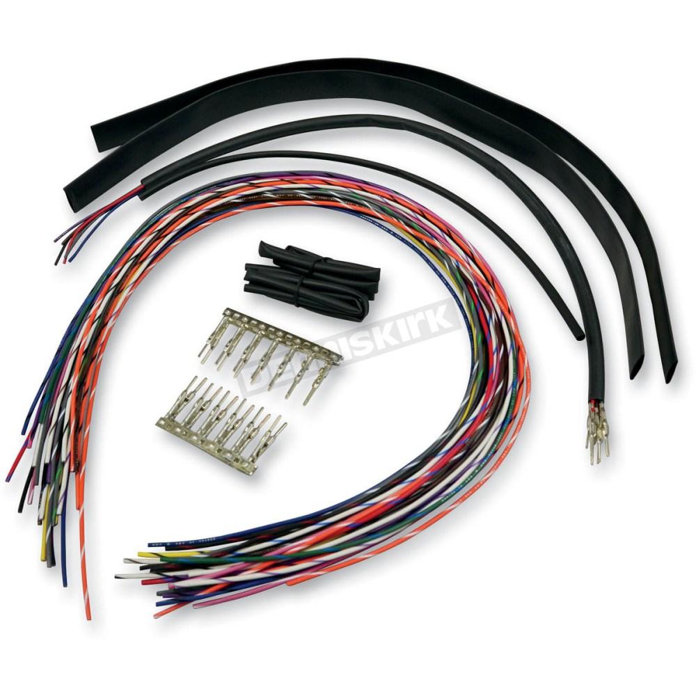 medium resolution of la choppers handlebar extension wiring kit la 8991 91