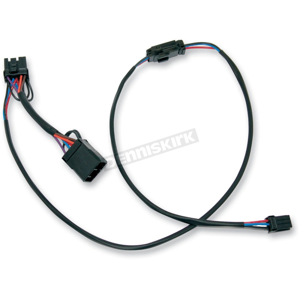 medium resolution of harley tour pack wiring harness