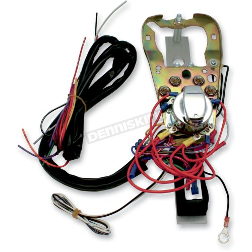 small resolution of pro one dash base with wire harness kit 400909