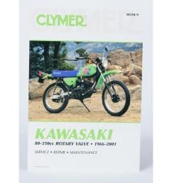 clymer kawasaki repair manual m350 9 [ 1200 x 1200 Pixel ]