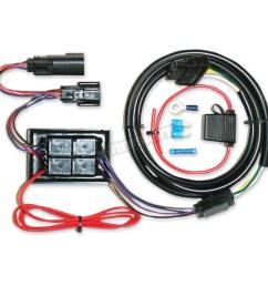 khrome werks plug n play trailer wiring kit 720750 [ 1200 x 1200 Pixel ]
