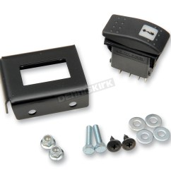 warn replacement switch for 4500lb winch 89540 [ 1200 x 1200 Pixel ]