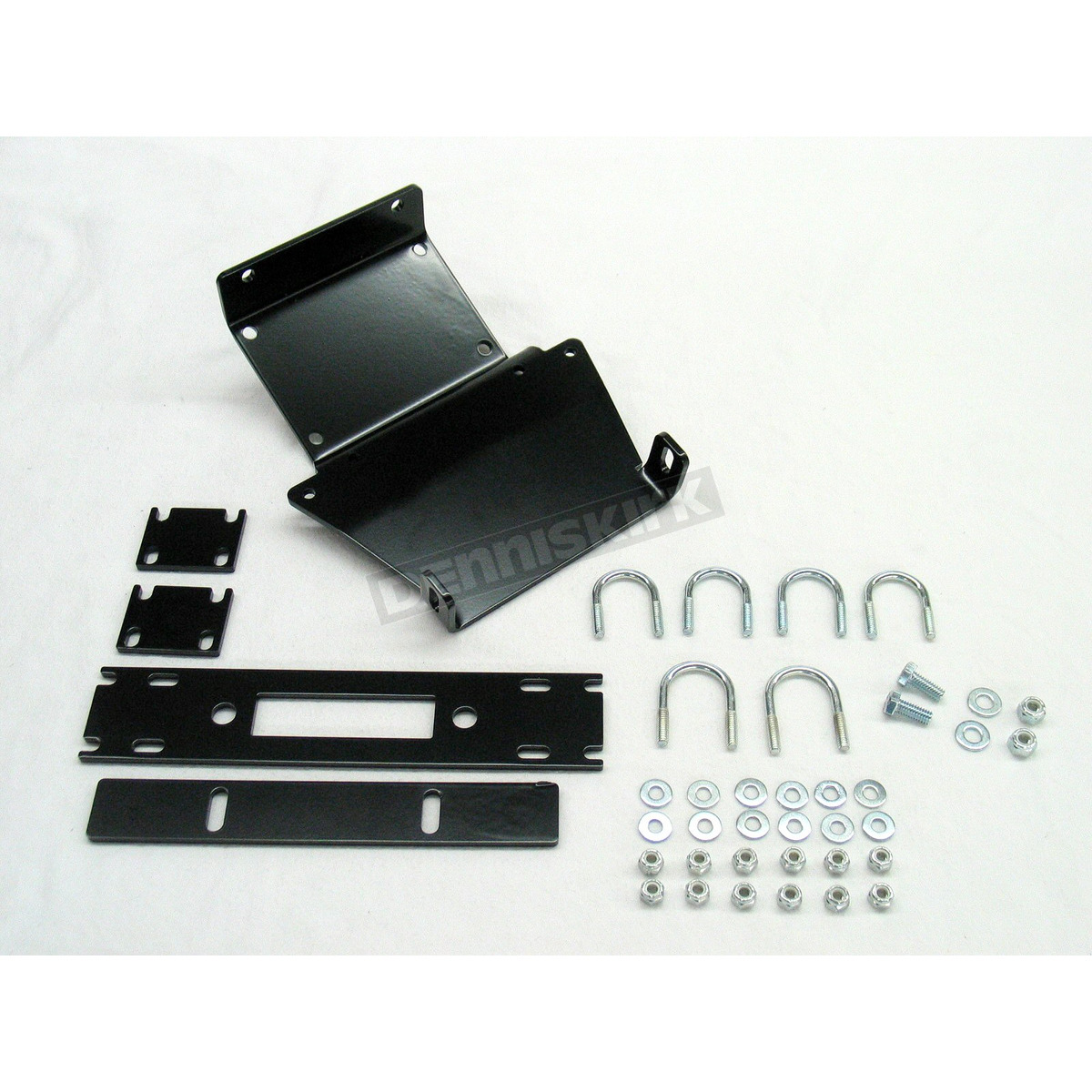 hight resolution of warn atv winch mount 68852