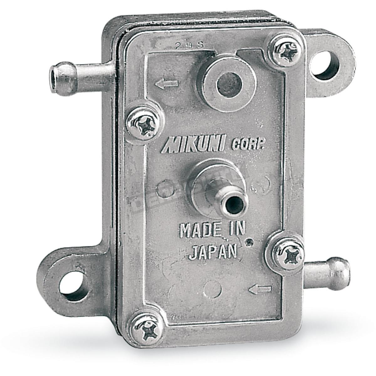 hight resolution of mikuni single fuel pump df44 227