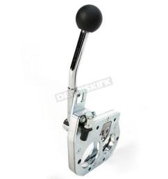 motor trike mechanical reverse with electronic cut off switch mttr 0021 harley davidson motorcycle dennis kirk [ 1200 x 1200 Pixel ]