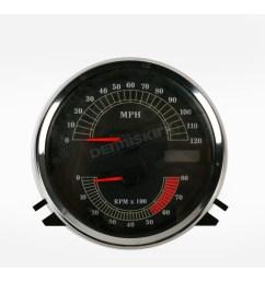speedometer with tach 2210 0103  [ 1200 x 1200 Pixel ]