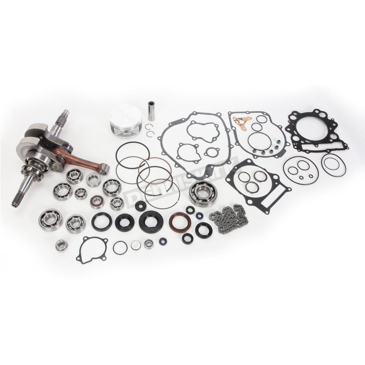 Wrench Rabbit Complete Engine Rebuild Kit 100mm Bore