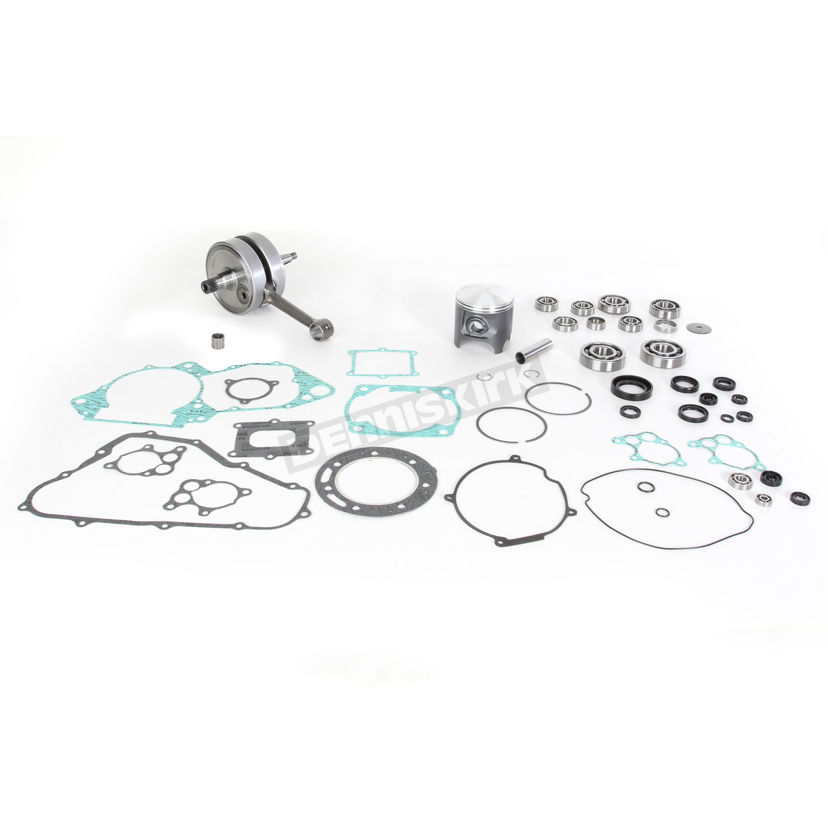 Wrench Rabbit Complete Engine Rebuild Kit 89mm Bore