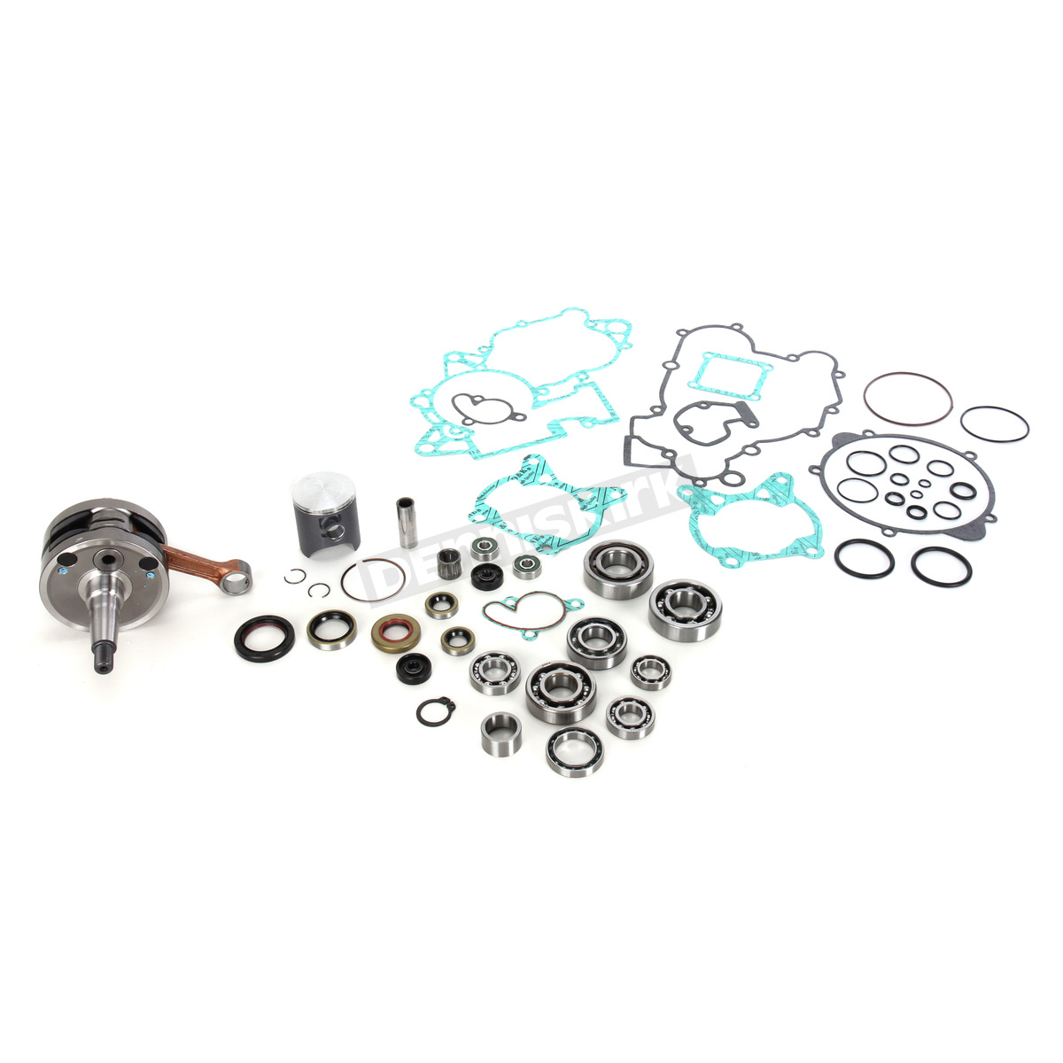 Wrench Rabbit Complete Engine Rebuild Kit 47mm Bore
