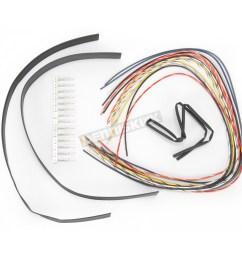 la choppers handlebar extension wiring kit la 8990 01 [ 1200 x 1200 Pixel ]