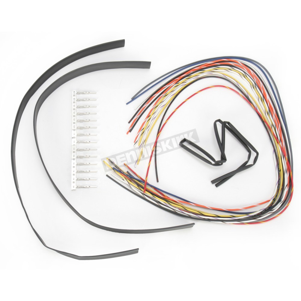 medium resolution of la choppers handlebar extension wiring kit la 8990 01