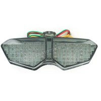 Advanced Lighting Integrated Taillight w/Smoke Lens - TL ...