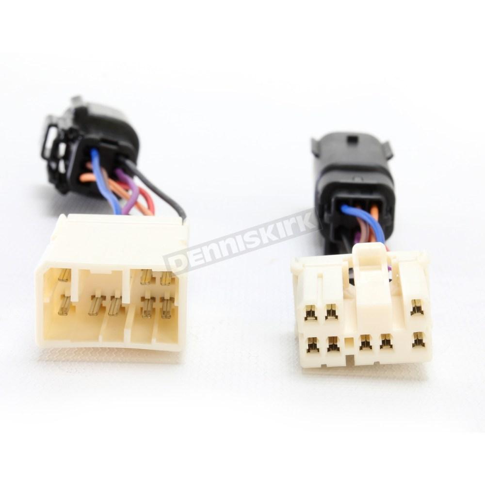 medium resolution of  tail light 8 pin wire harness adapter cv 4897