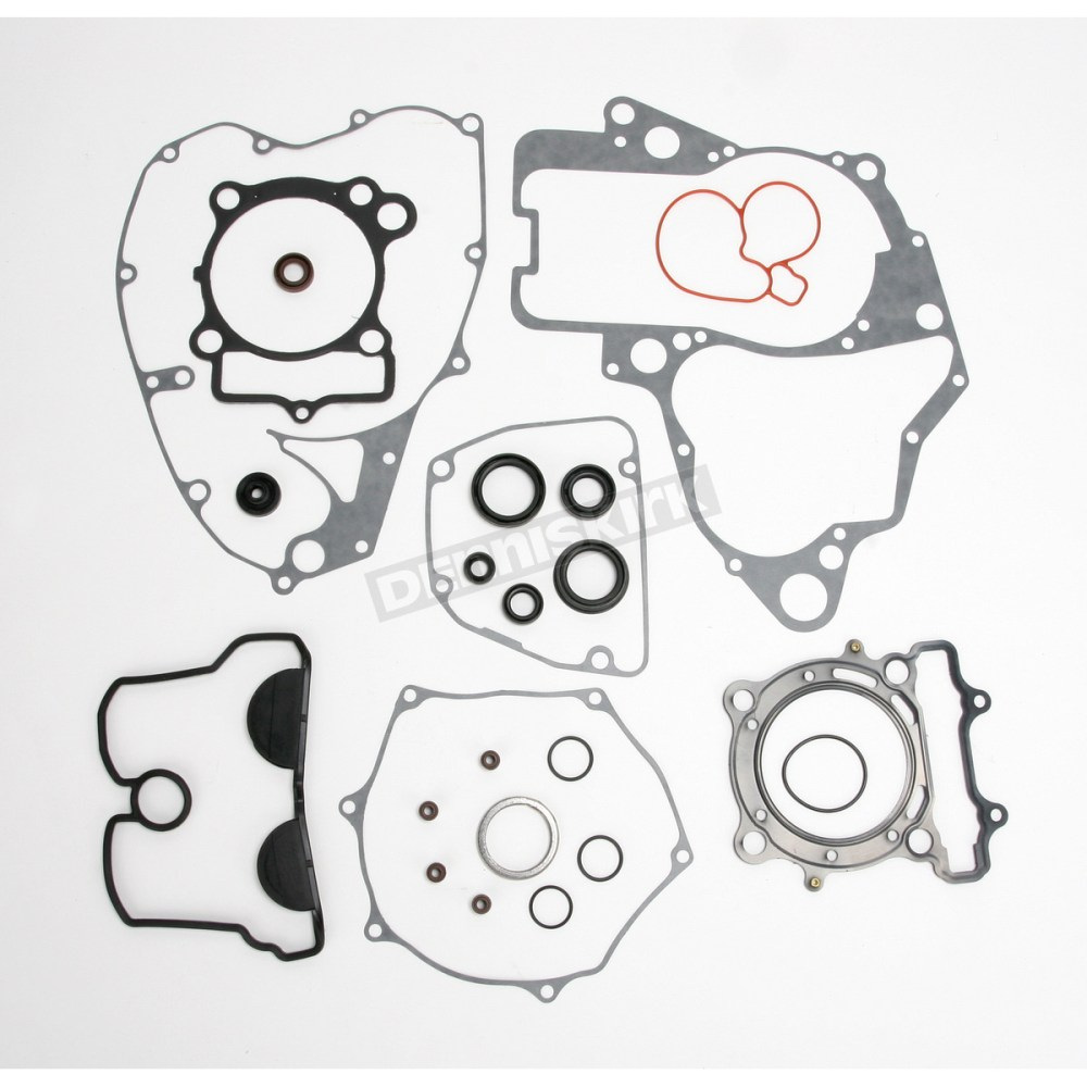 medium resolution of complete gasket set with oil seals 0934 1481