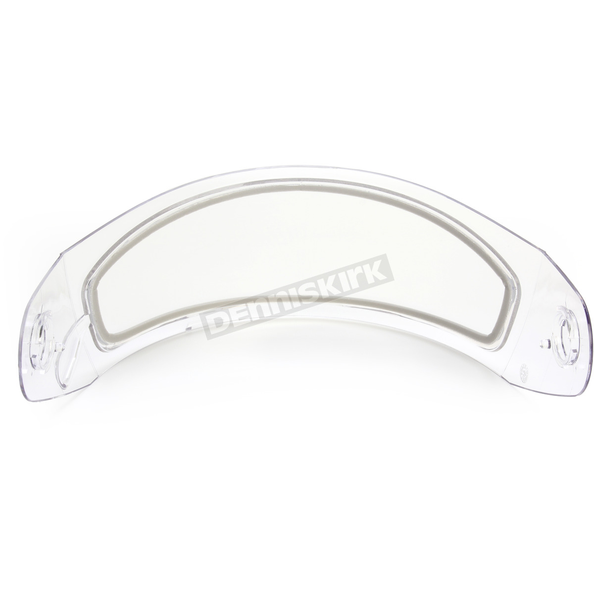GMax Clear Dual Lens Shield for FF49, GM49Y and GM54/S